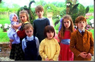Nanny McPhee 2006 Real : Kirk Jones Thomas Sangster Sam Honywood Holly Gibbs Eliza Bennett Raphael Coleman  Collection Christophel