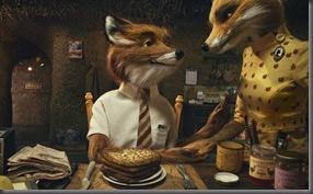 m & mrs fox
