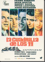 1960 LA CUADRILLA DE LOS ONCE