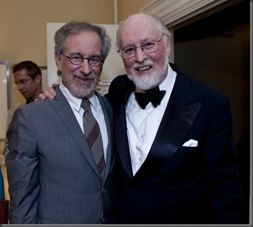 williams spielberg