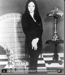 morticia carolyn jones