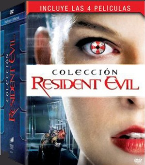 resident evil colección2