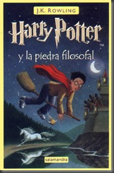 Harry Potter libro