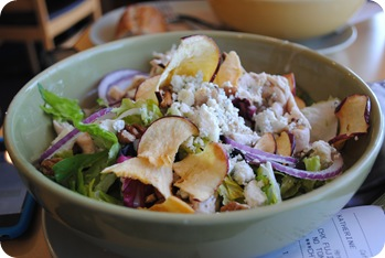 Panera Fuji Apple Chicken Salad