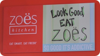 Zoe's Kitchen: So Good It's Addictive