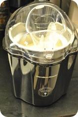 soft-serve ice cream maker