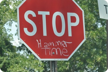 STOP: Hammer Time