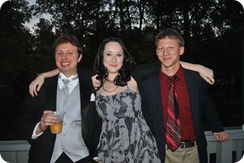 Jamie, Lofton, Ben