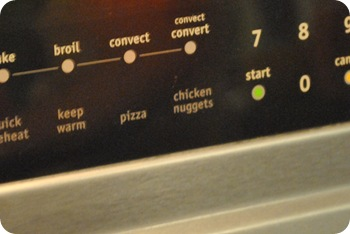 pizza and chicken nugget shortcuts