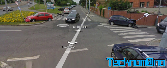 13 imágenes inéditas captadas en Google Maps