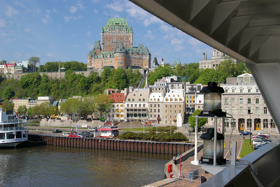 Question On Port Location In Quebec City Cruise Critic