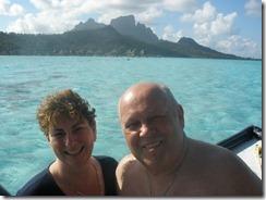 in Bora Bora
