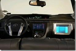 Toyota Prius 4G LTE