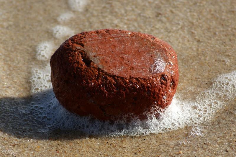 Tesouros à beira mar