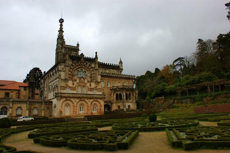 Jardim e Palacio do Buçaco