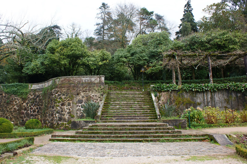 Buçaco, Jardins do Palácio