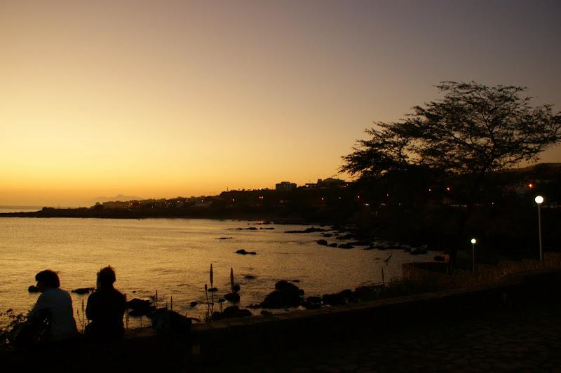 Fim de tarde em Cabo Verde