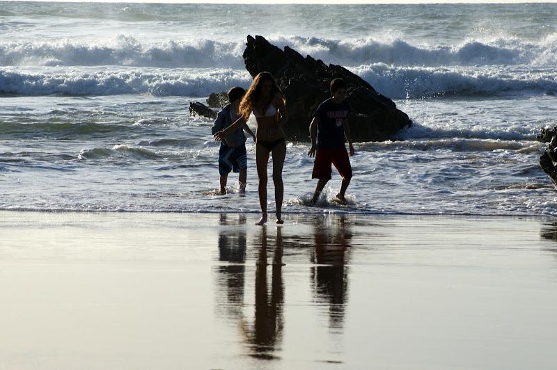 Um dia na praia, Zambujeira do Mar