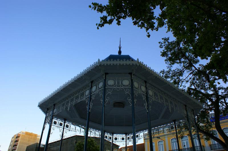 O coreto, avenida Luisa Tody, Setúbal