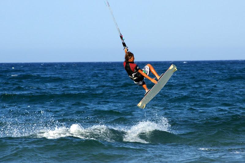 Kitesurfing Oliva Espanha