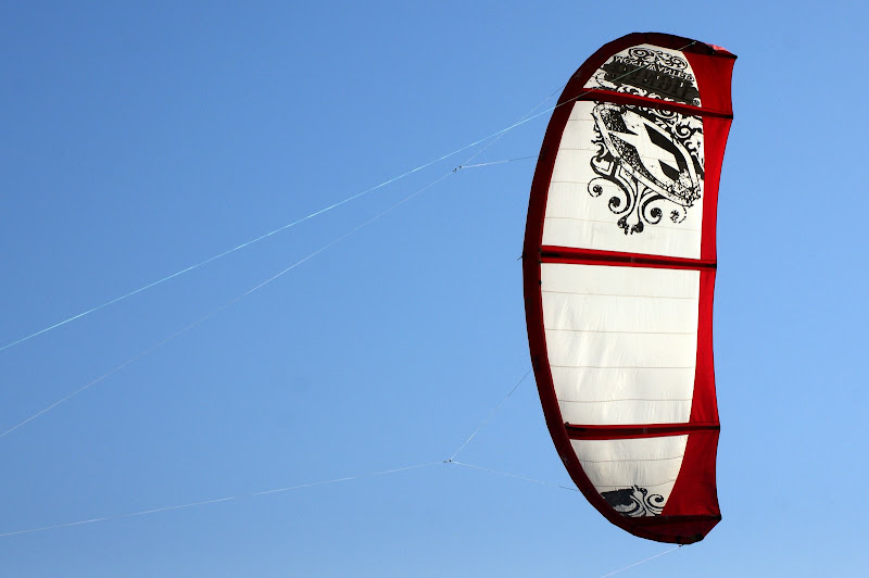 KiteSurfing em Espanha, Valência, Oliva