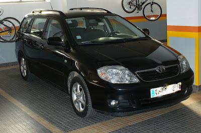 Vendo Toyota Corolla SW 1.4 D4D