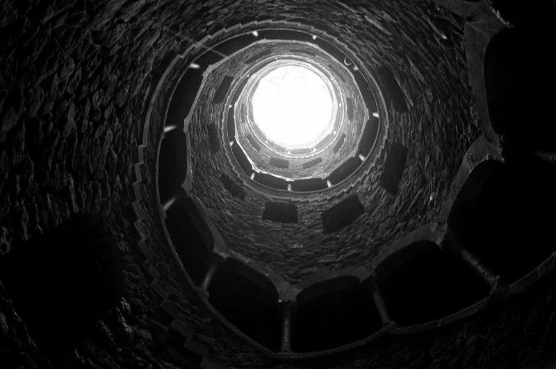 Quinta da regaleira, o poço