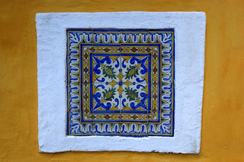 Azulejos portugueses, Fonte da mata de Alva, Sintra