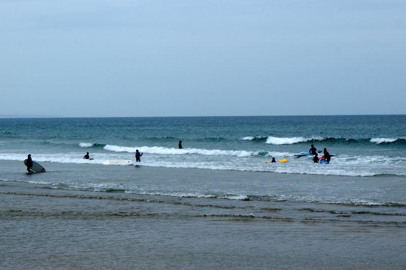Surfistas em São Torpes