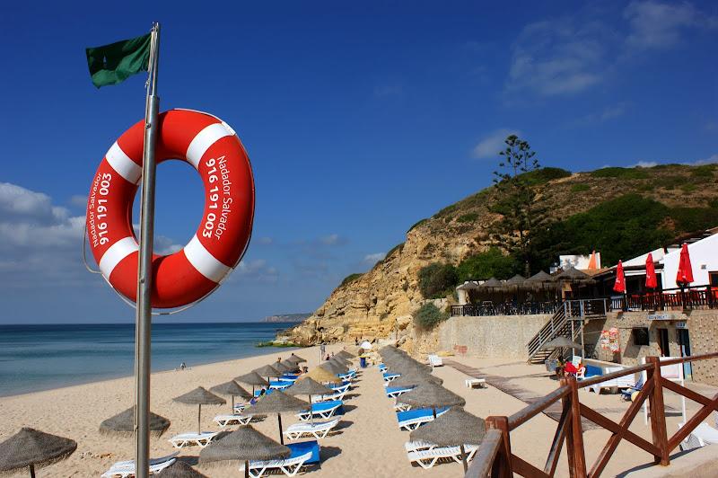 Praia de Salema, Algarve