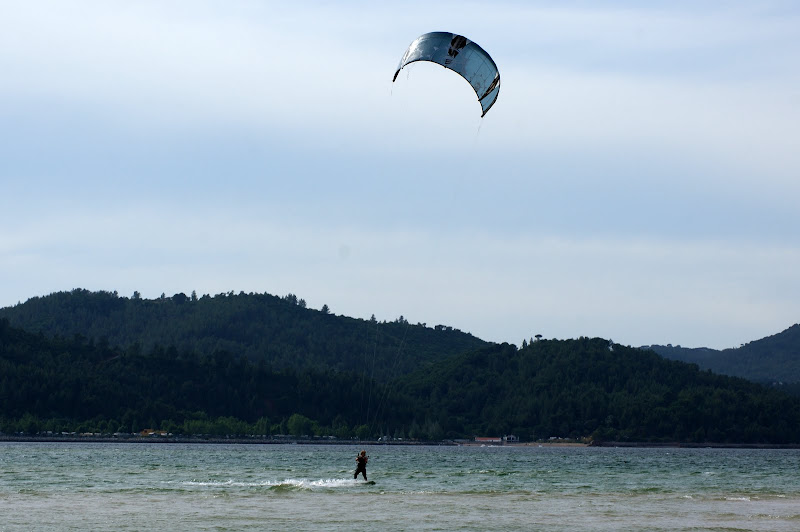 Kite surf em Troia