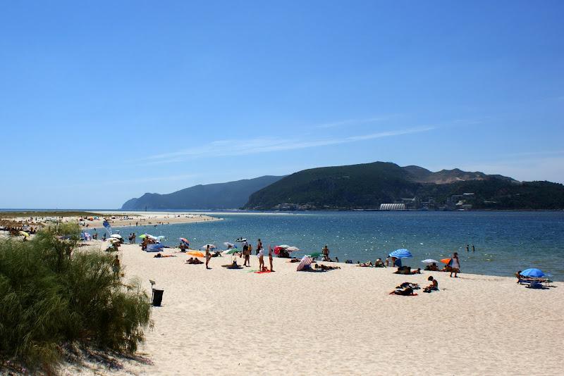 Troia, Praia do Bico das lulas