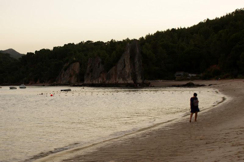 Praia do esquecimento