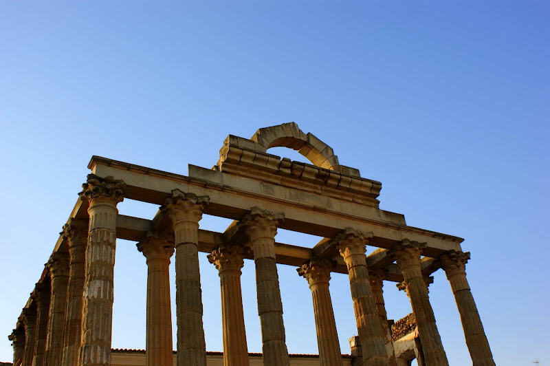 Ruínas romanas, Mérida