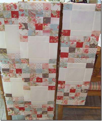 Bed Quilt - CGQC August Goal