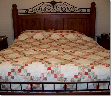 My Bed Quilt