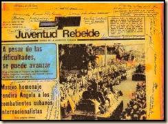 3- JUVENTUD REBELDE 6 DE ENERO 1989