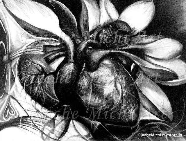 Lotus Heart Original
