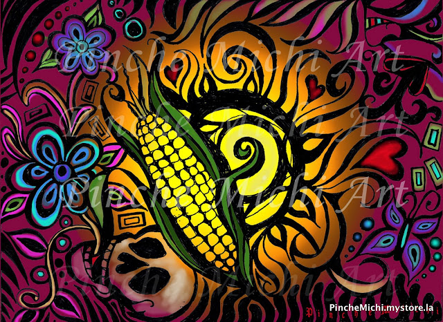 Color & Corn Original