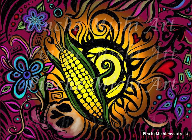 Color & Corn Original
