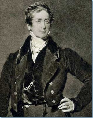 Sir Robert Peel by Sir Thomas Lawrence