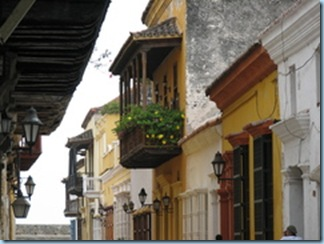 Claudia Londono Agredo Cartagena colonial houses