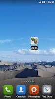 Screenshot of 2G-3G Widget