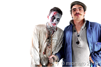 High Key | zombie | mromero