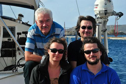 Richard, Алексей, Галя, Фил