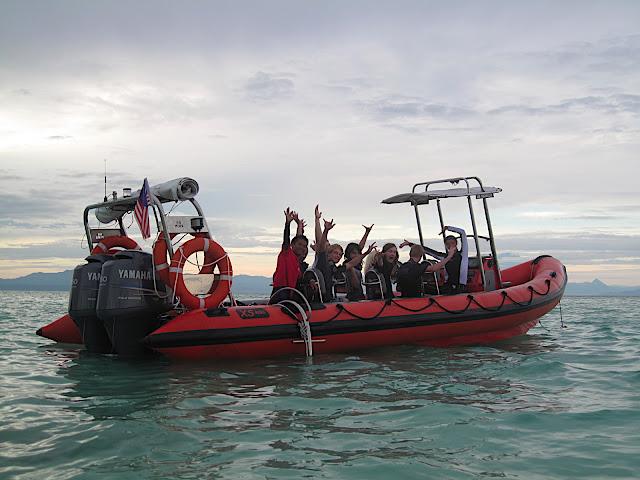 Borneo Dream RIB