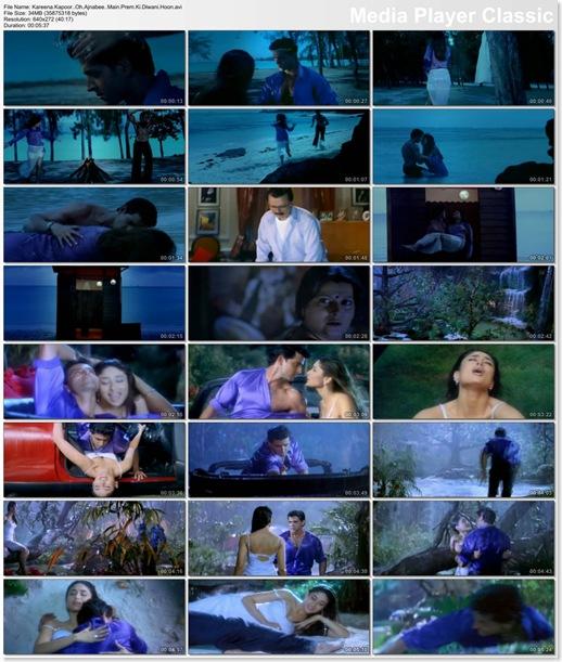 Kareena Kapoor's Very HOT Song in the Movie 'Main Prem Ki Diwani Hoon' - Video...