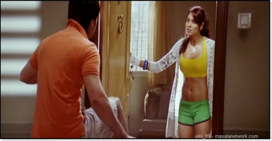Bipasha Basu - A Very Sexy Still from the Movie 'Bachna ae Haseeno'...