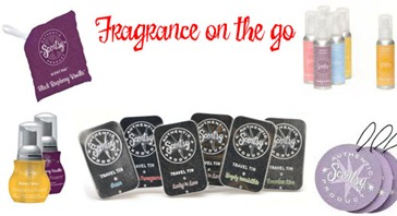 Fragranceonthego