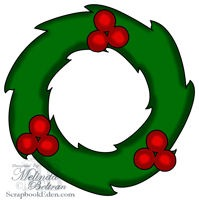 wreath svg cutting file by melinda beltran-200